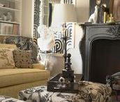 Homes and home decors to die for / After jewellery, my other passion is interior design ... ask my husband Simon  how often our house has changed its look and feel