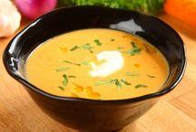 žraso - polívky
