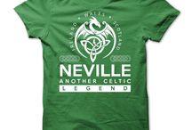 neville t shirt