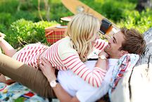 Picnic theme-Couples shoot