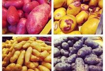 Pommes de terre / Pommes de terres