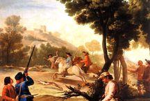 Francisco  de Goya / Spanish (1746-1828)