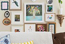 Gallery wall / by Lindsey Smyth