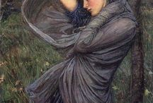 Artist John William Waterhouse