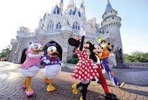 Paris and Disneyland