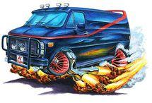 car cartoons