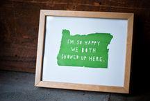 Portland Love / by Caroline Hayes