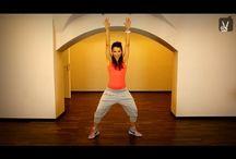 Tanz-Workout