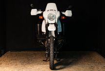 DAKAR / BMW  R 100 GS DAKAR