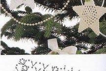 Noël au crochet / Grilles gratuites Noël au crochet