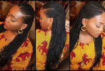 Ghana braid