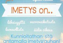 iHmetys / Imetys, imetysohjaus, vertaistuki, kätilö, kätilötyö