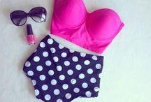 Bikini/Vestidos de Baño
