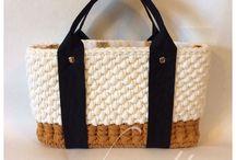 編み物 バッグ