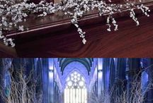 Caroline's winter wedding