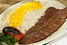 Persian Foods!  Yummy! / by Mitra Forsha