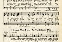 Hymns printable sheets