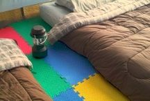 camping ideas / by Jenny-lynn Rhodes