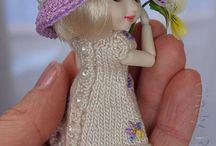 Amelia Thimble Doll