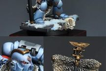 Space Wolves WH40k