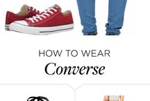 converce outfits