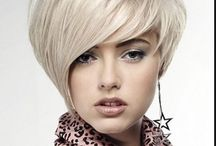 Funky Hairstyles / You will find and weird and funky hairstyles that you definitely want to try!