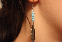 Native American Earrings / by *Connie* Ross