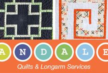 Quilting and patchwork, guides and tutorials