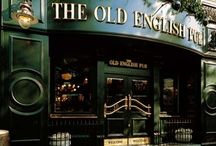 Old English Pub (Shop Front), Copenhagen
