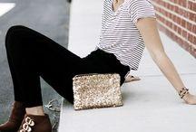 Stripes / Stripey outfits