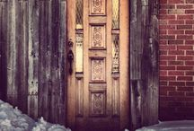 doors / by Kimm Akana
