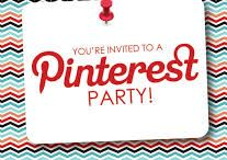 Pinterest Party Ideas / Pin crafts you think would be fun to make at our party.  We'll pick our favorites.
