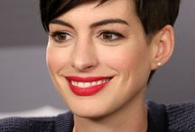 Short pixie hair style inspiration :)