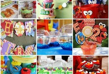 Sesame Street Party / by Hannah Lee
