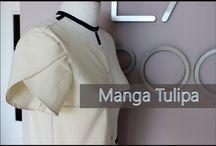 molde básico manga
