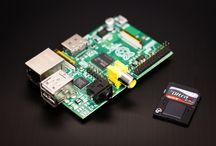 Electronique Raspberry pi