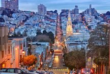 San Francisco city Tours / Why should you visit San Francisco and choose a private Tour?  San Francisco is the crown jewel of the West and the most European city in the United States. Did you know that most of San Francisco's famous sites, picturesque districts and iconic streets like Lombard are restricted to bus tours, stretch limousines and van tours? By booking a private SUV tour, you choose quality over quantity and enjoy full access to all of San Francisco's famous and off-the-beaten path districts including