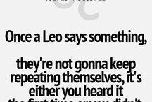 Im a LEO - Meeeow!!