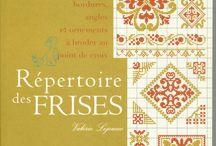 Mango Pratique - Valerie Lejeune - Répertoire des Frises