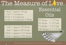essential oils / by Denalei Ross