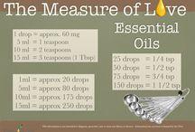 Essential Oils - Tips