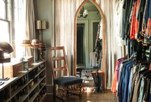 INTERIORS: Dressing room heaven / by Misu Life