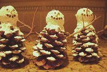 Snowmen and Winter