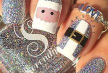 Christmas Nails ♡