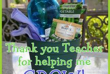 Teacher gift ideas / by Amanda Minehan