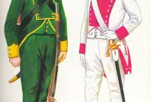Kingdom of Holland and Belgian Napoleonic Period Regiments