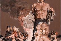 Earl Norem artwork