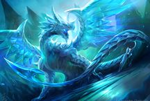 ມັງກອນ/Dragons / Definetly my favorite animals NO PIN LIMITS!