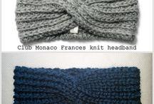 Knit,crotcheting, diy