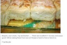 Bread Recipes / by Laura Harrison
